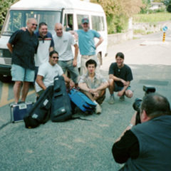 Tournée Albanie, 7-13 juin 2003