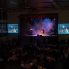 Gala 10 ans fondation, 5 novembre 2011