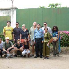 Cambodge tournée 2005-2006