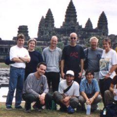 Cambodge 2000, les débuts