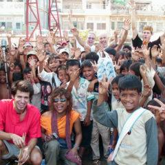 Tournée Cambodge, 2003-2004