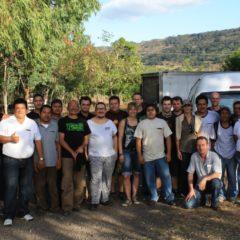 Carnet de bord tournée Nicaragua